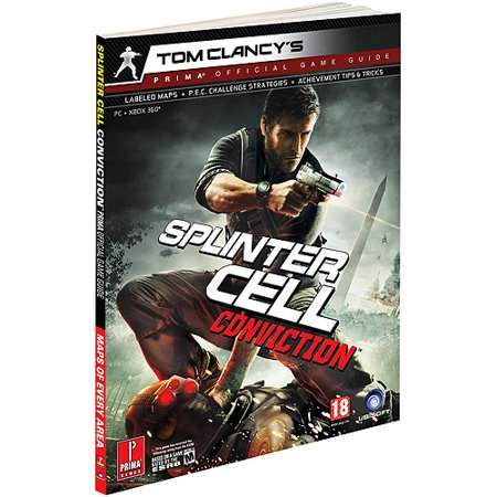 Splinter cell: conviction official game guide nocookie. Net.
