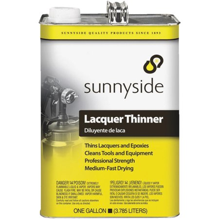 Sunnyside 457G1 1 gal. Lacquer Thinner
