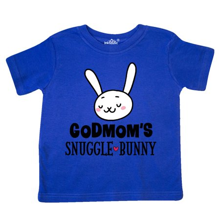 Inktastic godmother snuggle bunny easter gift toddler t shirt inktastic godmother snuggle bunny easter gift toddler t shirt godmom godchild negle Choice Image