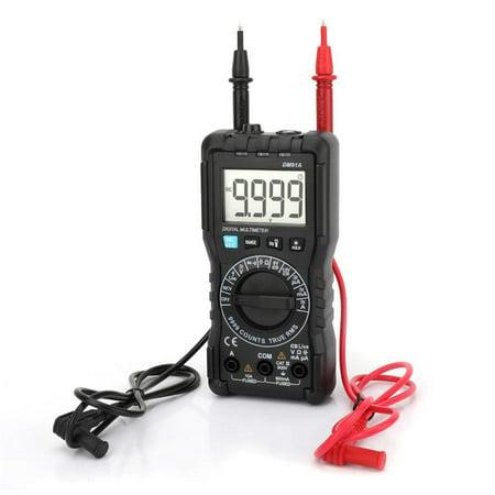 MESTEK Multimeter Intelligent MultimeterDM91A 9999 Multimeter Digital