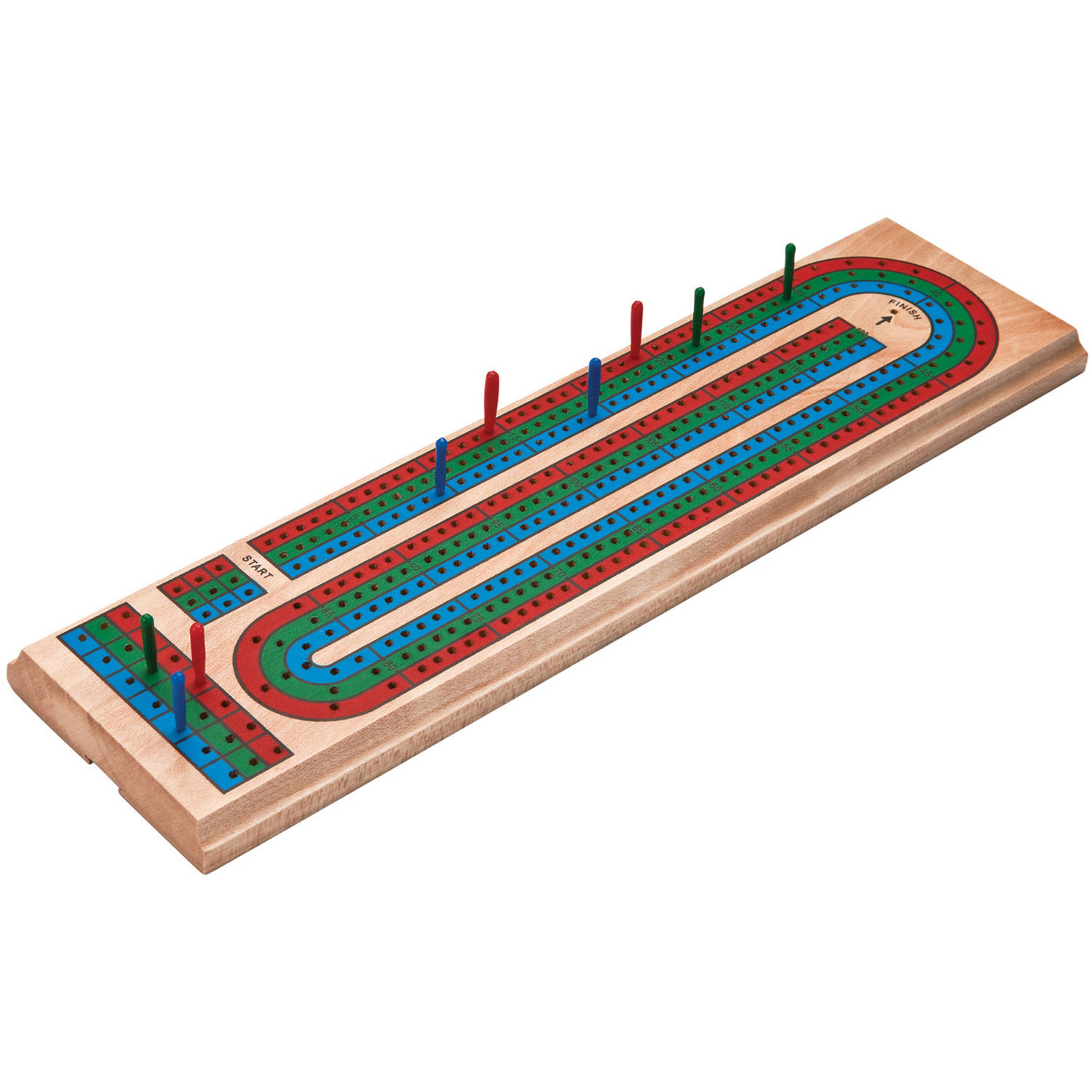 Fat Cat Cribbage Board