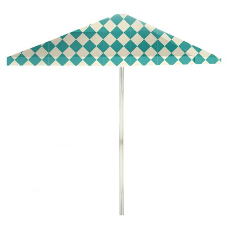 Best Of Times 60 Ft Aluminum Patterned Patio Umbrella Walmart Mesmerizing Patterned Patio Umbrellas