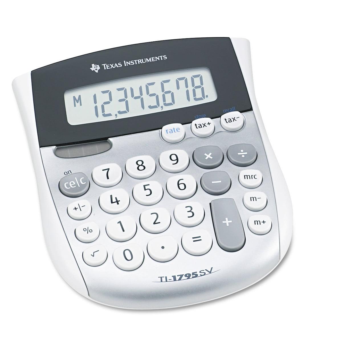 Texas Instruments Mini Desktop Calculator by Texas Instruments