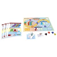 NewPath Learning Place Value- Understanding Numbers Learning Center Game, Gr. 3 to 5
