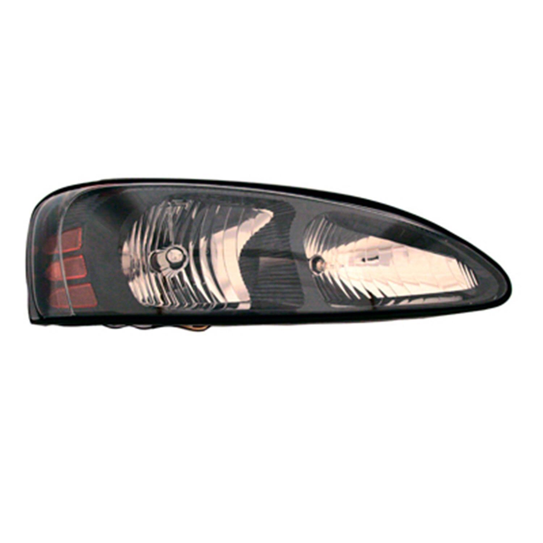 New Passenger Side Right Head Lamp Assembly 25851403; 10372371-V