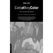 Cats Of Any Color : Jazz, Black And White