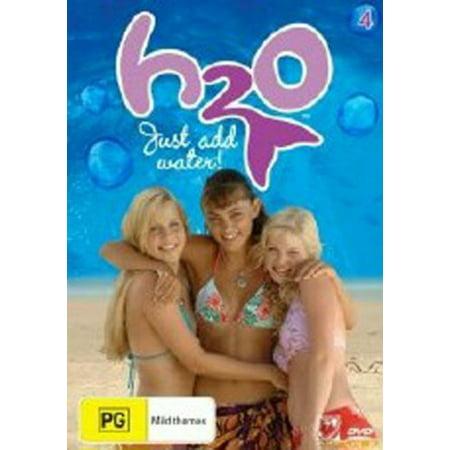 H2O: Just Add Water! - Season 1 - Vol. 4 ( Shipwrecked / Surprise! / The Big Chill / Lovesick ) ( H2O: Just Add Water! - Season One - Volume Four ) [ NON-USA FORMAT, PAL, Reg.4 Import - Australia