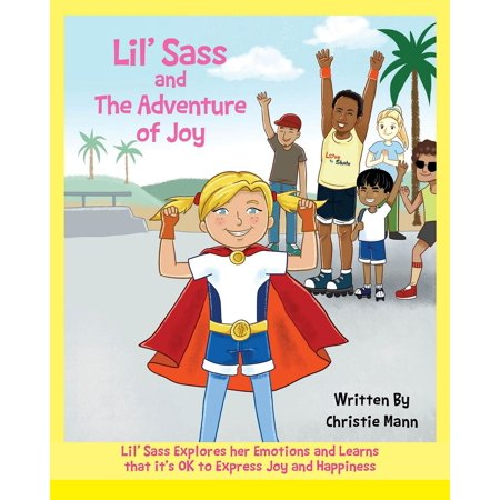 Lil' Sass and The Adventure of Joy - eBook