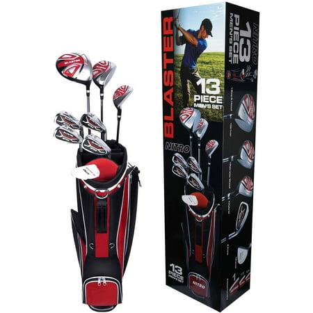 Nitro Golf Set, Mens, 13-Piece (Knight Womens Golf Set)