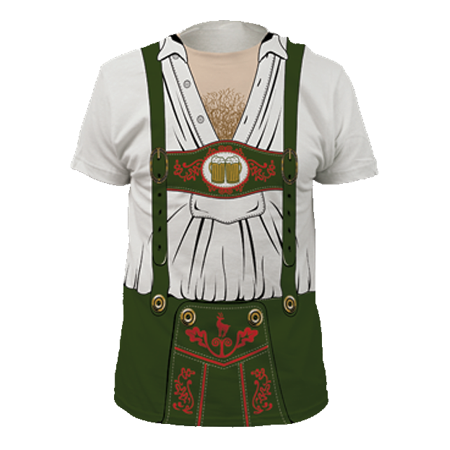 OctoBEERfest T-Shirt Costume Octoberfest Oktoberfest Beer Drinking Germany - Octoberfest Ideas