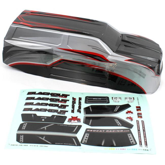 Redcat Racing BS214-003SUV SUV Truck Body