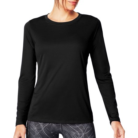 Mermaid Womens Long Sleeve - Sport Women's CoolDri Performance Long-Sleeve Tee