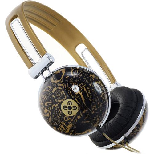 Moki Dome Headphones, Assorted Colors