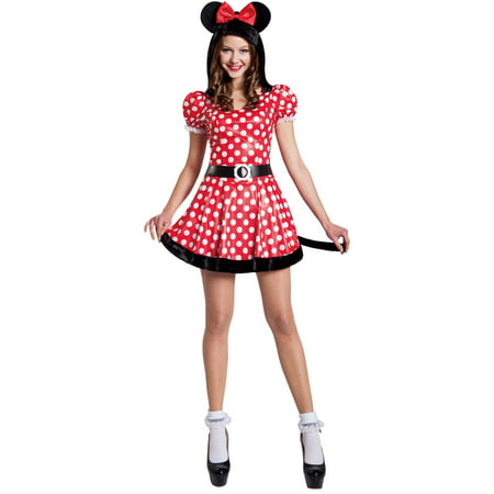 Sassy Mouse Adult Halloween Costume
