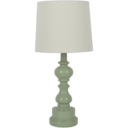 Mainstays Mint Colored Table Lamp ()