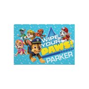 Personalized PAW Patrol Wipe Your Paws Doormat