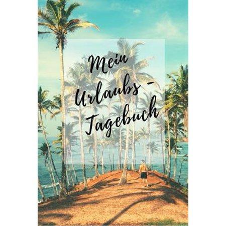 Mein Urlaubs - Tagebuch : Notizbuch A5 liniert mit Linien (6x9) für die Reise, den Strand-Urlaub / modisches Tagebuch und Logbuch 108 Seiten (Modische Brillengestelle)