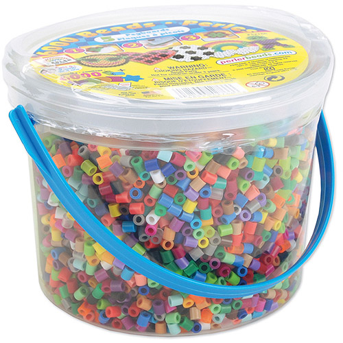 Perler Fuse Bead Activity Bucket, Everyday