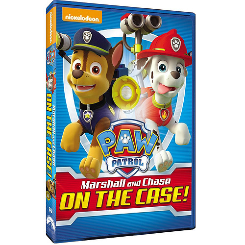 Paw Patrol: Marshall And Chase On The Case (Widescreen)