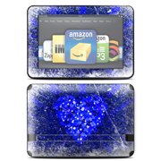 """Skin Decal Wrap for Kindle Fire HD 8.9"""" inch Tablet cover Abstract Hearts"""
