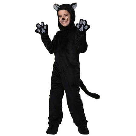 Child Black Cat Costume for $<!---->