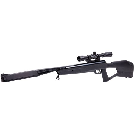 Benjamin SBD Trial BTN2Q2SX Break Barrel Air Rifles .22 Cal with 3-9x32 Scope,