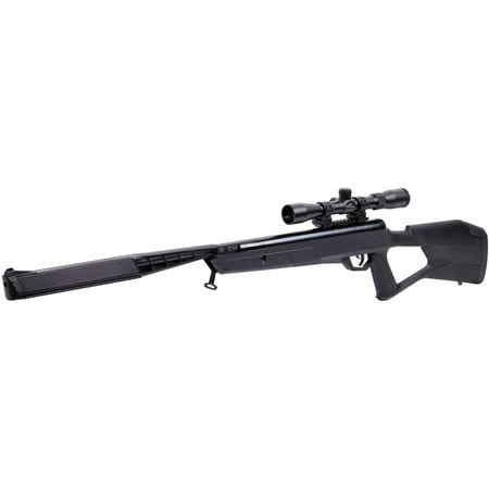Benjamin SBD Trial BTN2Q2SX Break Barrel Air Rifles .22 Cal with 3-9x32 Scope, 1100fps