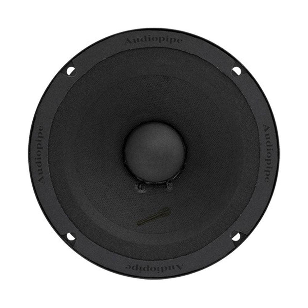 """Audiopipe APMB-6SB 250 Watt 6"""" Low/Mid Frequency Car Stereo Loudspeaker Speaker"""