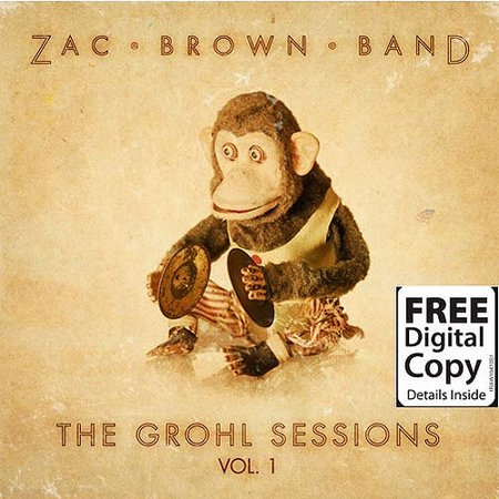 The Grohl Sessions Vol 1 Cd Dvd Free Digital Copy
