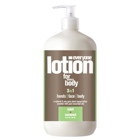 Everyone 3-in-1 Lotion Mint and Coconut Moisturizing 32 oz.