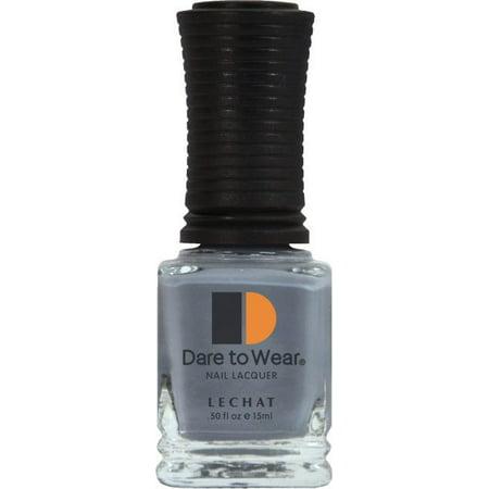 LECHAT Dare to Wear Nail Polish, Fog City, 0.500 Ounce (Rainbow Nails New City)