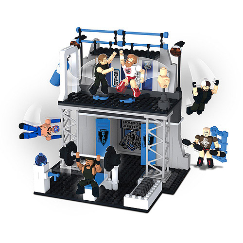 C3 WWE StackDown The Shield Tactical Training Center by The Bridge Direct