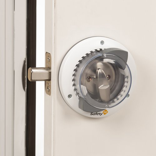 Safety 1st No-Drill Deadbolt Lock