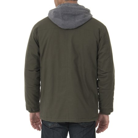 Genuine Dickies Men's Canvas Shirt Jacket