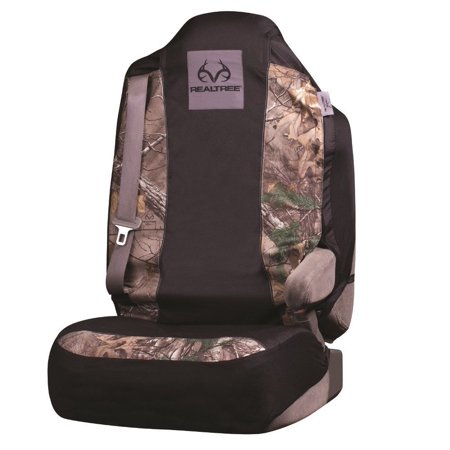 Realtree Truck Seat Covers - Realtree Xtra Camo Camouflage Seat Cover - Universal Bucket Car Truck SUV Van