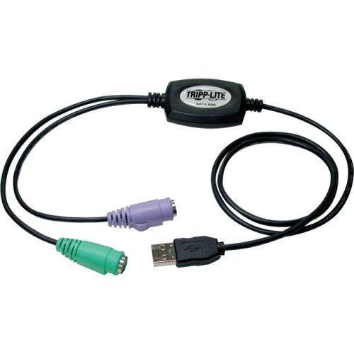 TrippLite B015-000 USB to PS2 Adapter