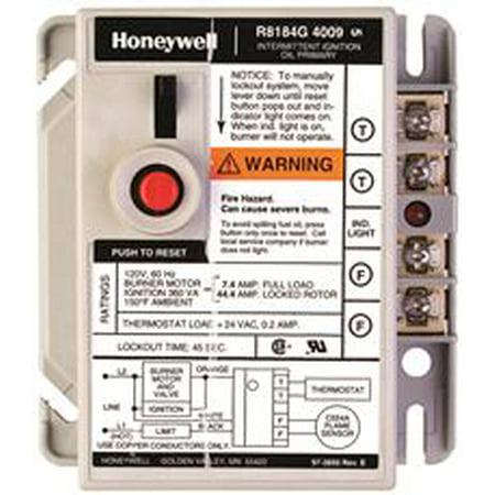 - Oil Burner Protectorelay Intermittent Control
