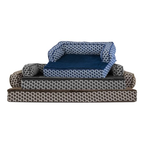 Archie & Oscar Betsy Comfy Couch Orthopedic Dog Sofa