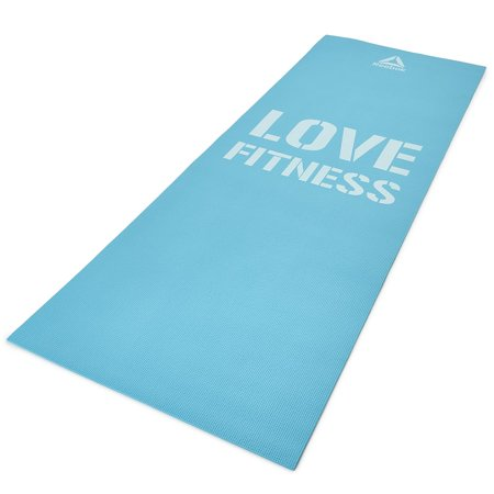 Reebok Fitness Mat - Blue Love