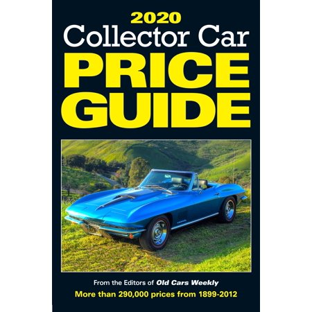 2020 Collector Car Price (Old Cars Price Guide)