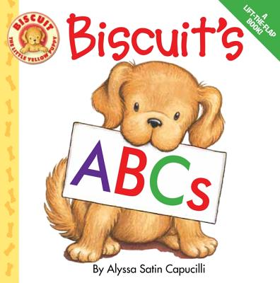 Biscuits ABCs A Lift-the-Flap Book (Board Book)
