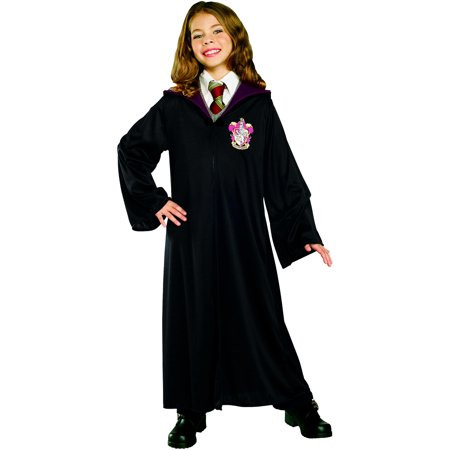 Harry Potter Gryffindor Child Fancy Dress Costume - Gryffindor Robe Adult