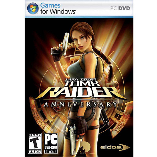 Tomb Raider: Anniversary ESD Game (PC) (Digital Code)