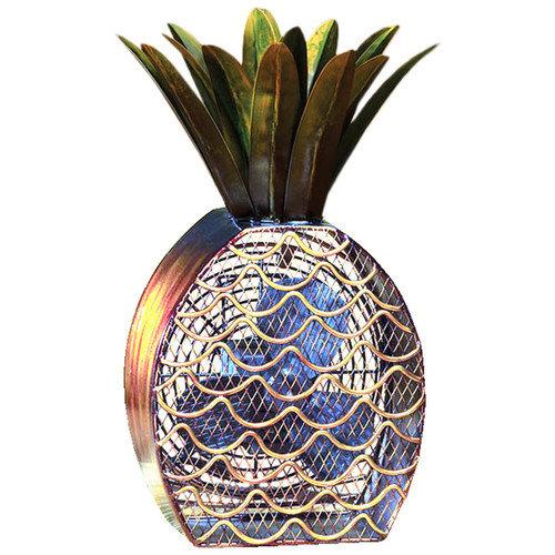 Deco Breeze Pineapple Shaped Figurine Fan