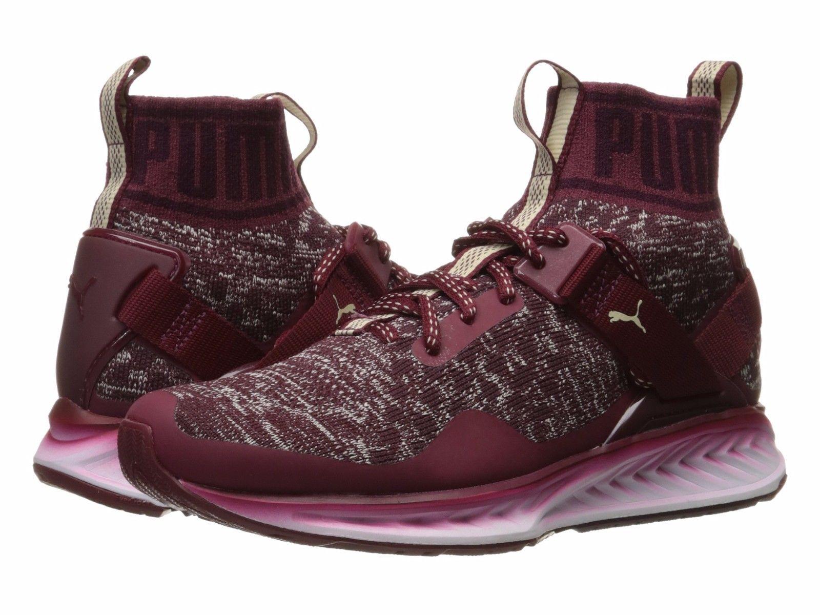 PUMA Men's Ignite evoKNIT Fade Training Sneakers
