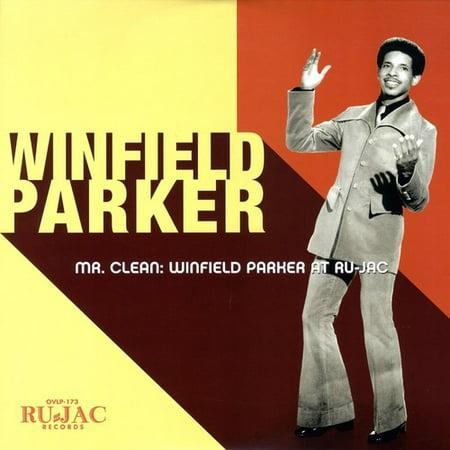 Mr Clean: Winfield Parker At Ru-Jac