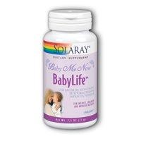 Solaray Babylife 3 Billion Probiotic CFU Powder, 25 Oz