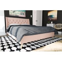 Novogratz Her Majesty Bed, Multiple Sizes and Colors