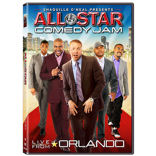 Shaquille O'Neal's All Star Comedy Jam - Live From Orlando (Widescreen)