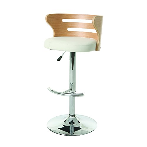 Oakland Swivel Stool With Arms Walmart Com